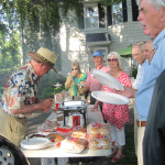 Ole-Fashioned BBQ, June 2014 - Master Griller - Gordon Fronk